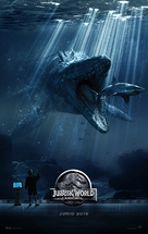 Jurassic World - Argentinian Movie Poster (xs thumbnail)