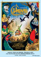 Valhalla - Norwegian DVD cover (xs thumbnail)
