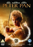 Peter Pan - British DVD movie cover (xs thumbnail)
