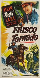 Frisco Tornado - Movie Poster (xs thumbnail)