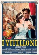 I vitelloni - Italian Movie Poster (xs thumbnail)