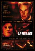Arbitrage - Movie Poster (xs thumbnail)