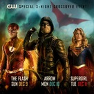 """Arrow"" - Combo poster (xs thumbnail)"