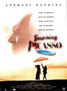 Surviving Picasso - French Movie Poster (xs thumbnail)