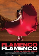 Flamenco - Colombian Movie Poster (xs thumbnail)