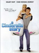 A Cinderella Story - DVD movie cover (xs thumbnail)
