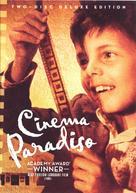 Nuovo cinema Paradiso - Movie Cover (xs thumbnail)