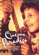 Nuovo cinema Paradiso - Movie Cover (xs thumbnail)