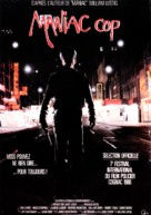 Maniac Cop - French Movie Poster (xs thumbnail)