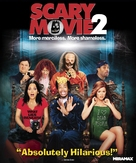 Scary Movie 2 - Blu-Ray movie cover (xs thumbnail)