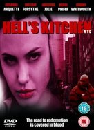 Hell's Kitchen - British DVD cover (xs thumbnail)