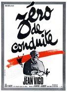 Zéro de conduite: Jeunes diables au collège - French Movie Poster (xs thumbnail)