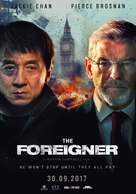The Foreigner -  Movie Poster (xs thumbnail)