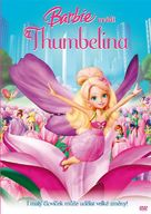 Barbie Presents: Thumbelina - Czech Movie Cover (xs thumbnail)