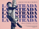 La strada - British Movie Poster (xs thumbnail)
