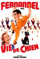 Une vie de chien - French DVD cover (xs thumbnail)