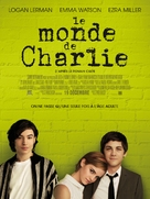The Perks of Being a Wallflower - French Movie Poster (xs thumbnail)