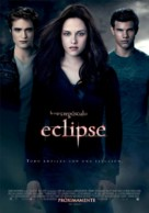 The Twilight Saga: Eclipse - Spanish Movie Poster (xs thumbnail)