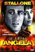 Avenging Angelo - Czech poster (xs thumbnail)