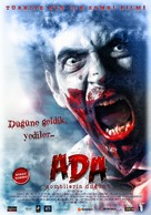 Ada: Zombilerin dügünü - Turkish Movie Poster (xs thumbnail)