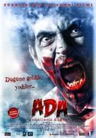 Ada: Zombilerin dügünü - Turkish Movie Poster (xs thumbnail)