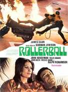 Rollerball - Spanish Movie Poster (xs thumbnail)
