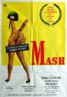 MASH - Argentinian Movie Poster (xs thumbnail)