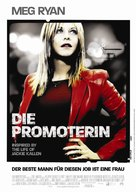Against The Ropes - German Movie Poster (xs thumbnail)