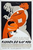 Don't Change Your Husband - Swedish Movie Poster (xs thumbnail)