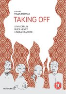 Taking Off - British DVD movie cover (xs thumbnail)