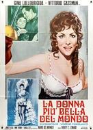 Donna più bella del mondo, La - Italian Movie Poster (xs thumbnail)