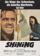 The Shining - German Movie Poster (xs thumbnail)