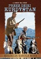 Durchs wilde Kurdistan - Polish DVD cover (xs thumbnail)