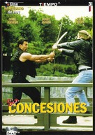 True Vengeance - Spanish DVD cover (xs thumbnail)