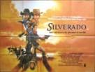 Silverado - British Movie Poster (xs thumbnail)