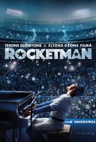 Rocketman - Latvian Movie Poster (xs thumbnail)