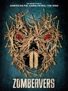 Zombeavers - Italian DVD cover (xs thumbnail)