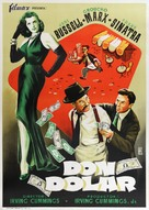 Double Dynamite - Spanish Movie Poster (xs thumbnail)