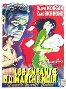 Black Market Babies - Belgian Movie Poster (xs thumbnail)