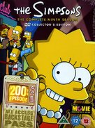"""""""The Simpsons"""" - British Movie Cover (xs thumbnail)"""