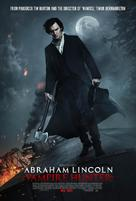 Abraham Lincoln: Vampire Hunter - Theatrical movie poster (xs thumbnail)