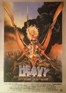 Heavy Metal - Spanish Movie Poster (xs thumbnail)
