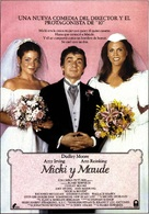 Micki + Maude - Spanish Movie Poster (xs thumbnail)