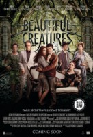 Beautiful Creatures - Danish Movie Poster (xs thumbnail)