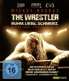 The Wrestler - German Blu-Ray movie cover (xs thumbnail)