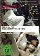 Requiem für eine romantische Frau - German Movie Cover (xs thumbnail)