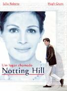 Notting Hill - Brazilian poster (xs thumbnail)