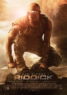 Riddick - Spanish Movie Poster (xs thumbnail)