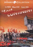 The Lost Continent - DVD cover (xs thumbnail)