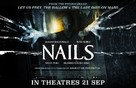 Nails - Singaporean Movie Poster (xs thumbnail)